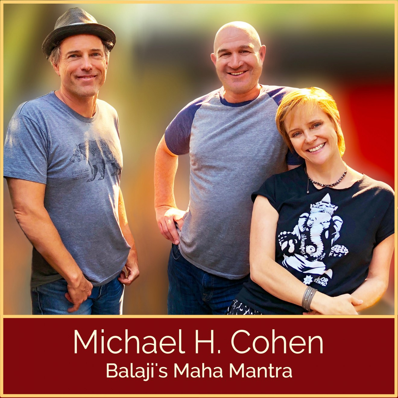 Balaji's Maha Mantra – ARTWORK