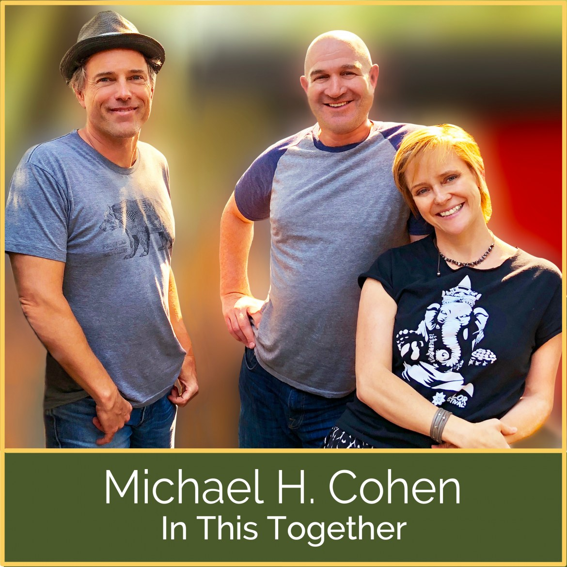 In this Together singles album cover Green