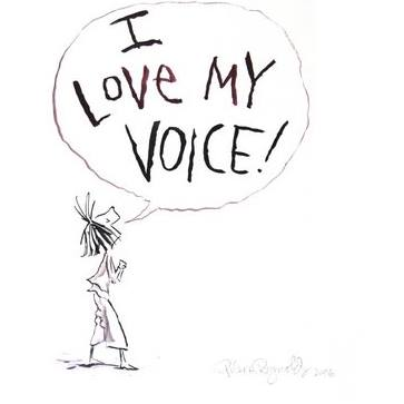I Love My Voice