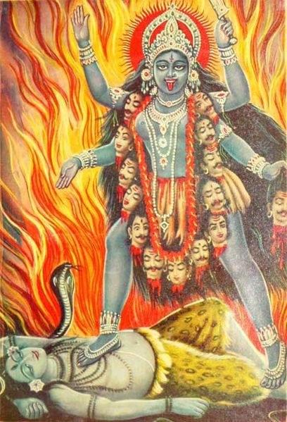 NEW MUSIC: Kali + Shiva | Mike Cohen Kirtan